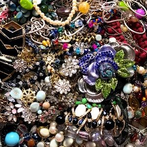 Crafter's Jewelry Lot
